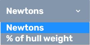 Newtons selector
