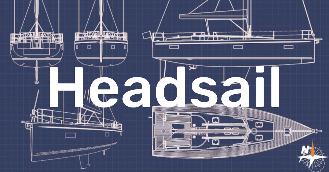 Headsail calculation